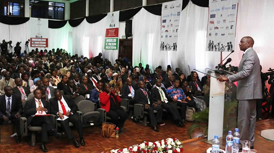 cash transfer funds to be paid without delays ruto says